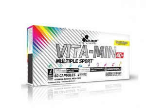 OLIMP Vita-min Multiple Sport 40+ WITAMINY