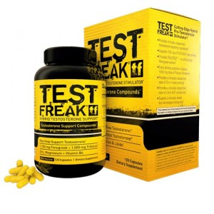 Pharma Freak Test Freak 120K BOOSTER TESTOSTERONU